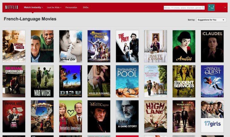 Best french movies watch online